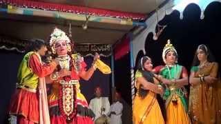 Yakshagana -- Kanakangi kalyana - 2