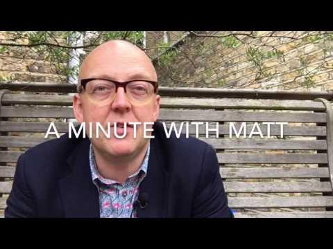 A Minute With Matt 'The EU Referendum'