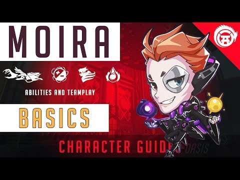 Overwatch Moira Guide : Basic In-Depth Guide for Ability Usage and Team Tips | OverwatchDojo