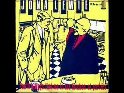 You'll Always Find Me In The Kitchen At Parties - Jona Lewie