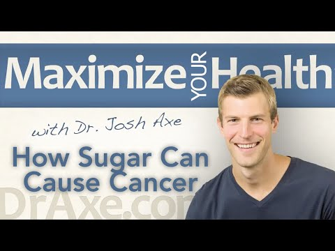 How Sugar Causes Cancer