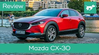 Mazda CX-30 2020 review –the best small SUV?
