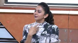 Rakul Preeth Singh Exclusive Interview | Khakee Telugu Movie | Sillymonks Tollywood