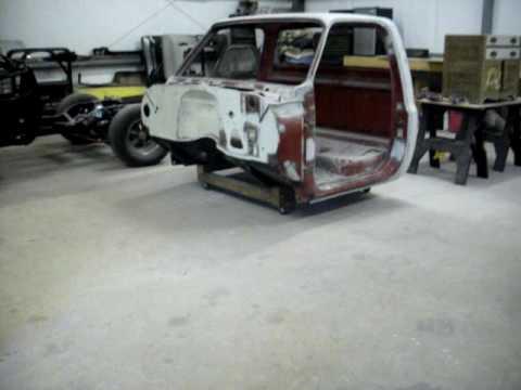 1980 Chevy Truck Cab Repair Youtube