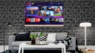 JVC  49 inch Ultra HD 4K LED Quantum Smart TV (LT-49N7105C) 2019