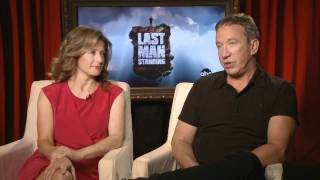 Tim Allen u0026 Nancy Travis Talk u0027Last Man Standingu0027
