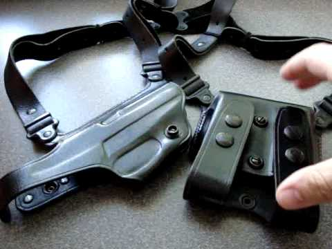 Concealment Holsters - Shoulder Holster