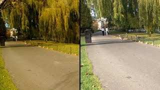 Nokia Lumia 920 vs iPhone 5 HD Video Test