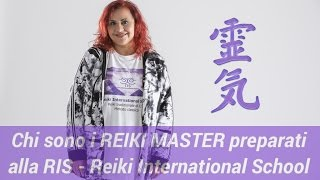 Reiki Master - RIS - Reiki International School - Chi ha completato il Reiki Master?
