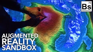 Augmented Reality Sandbox will Blow Your Mind!