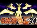 ULTRA NECROZMA, THE SHINING GOLDEN GOD - Pokémon Ultra Sun & Ultra Moon WONDERLOCKE - Part 34