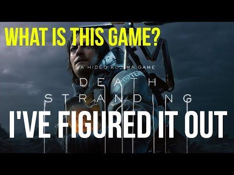 I think I solved Death Stranding