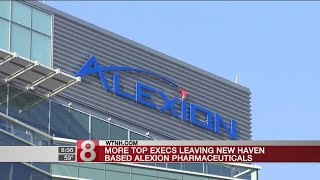 More top executives leaving Alexion Pharmaceuticals