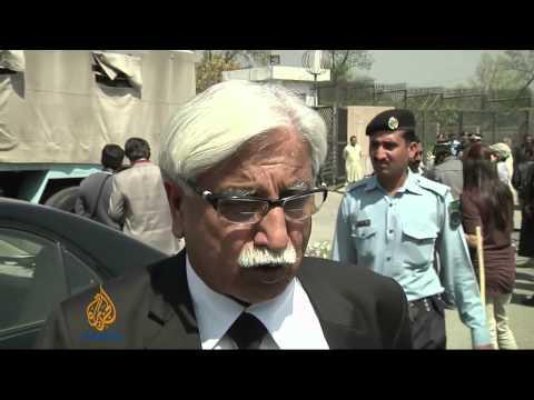 Pakistan's Musharraf indicted for treason