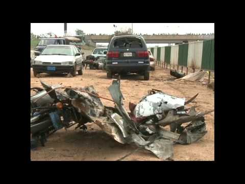 Nigeria's Car bomb Death toll Rises