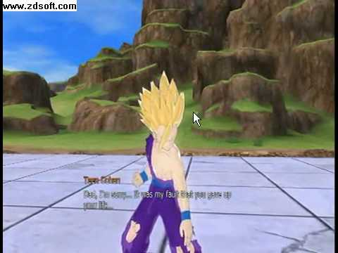 Ps3 Emulator Raging Blast Ss2 Gohan Vs Cell Perfect(story Mode)!!! video