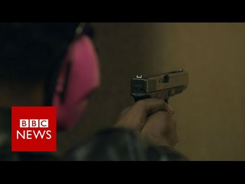 Gun rights: 'It's like telling someone not to breathe' - BBC News