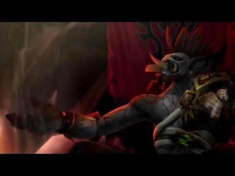 [Warcraft] Вол'джин. История павшего Вождя