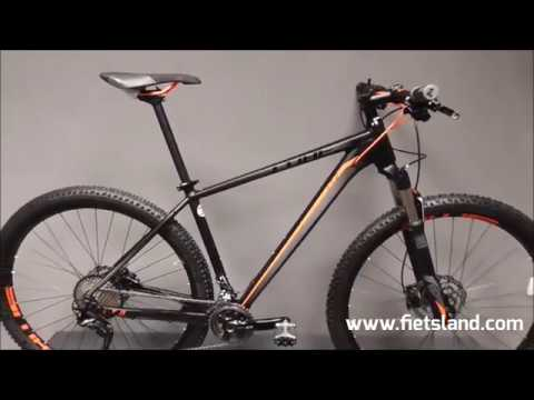 Cube LTD PRO 2017 hardtail mountainbike review - Eindhoven - Eersel