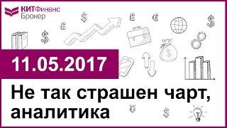 Не так страшен чарт, аналитика - 11.05.2017; 16:00 (мск)
