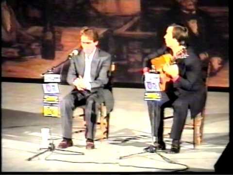 Alegrias Salmonete-Manolo Franco Festival Nacional del Cante de las Minas de 1992