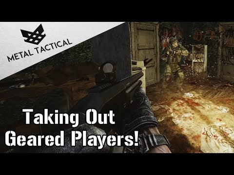 How to Easily Beat Geared Players! - Escape From Tarkov Gameplay
