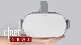 A new Oculus headset, Amazon debuts the next Kindle Oasis (Tech Today)