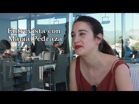 Entrevista con María Pedraza por 'Amar'