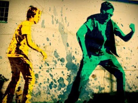 Violencia Gráfica, un corto lleno de acción y graffitis