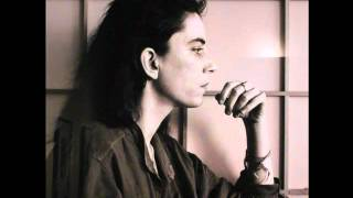 Watch Patti Smith Amerigo video