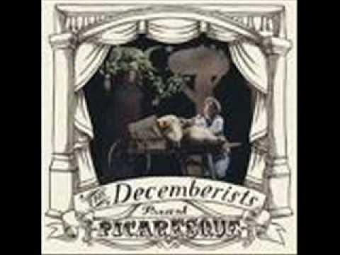 Decemberists - The Engine Driver