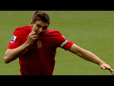 Goodbye Steven Gerrard - Your Irreplaceable (Tribute) HD