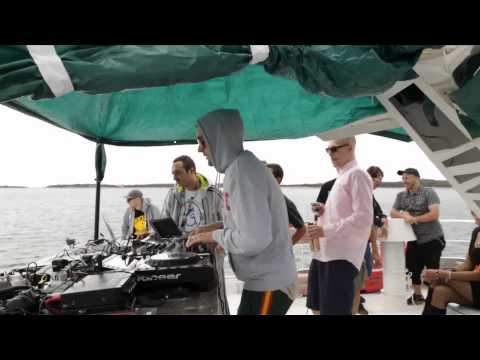 OUTLOOK FESTIVAL 2012 - SKANK IT UP BOAT PARTY