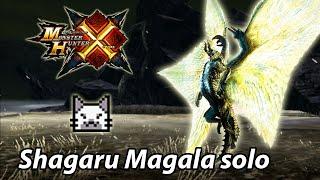 [MHX/MHGen] Highrank Shagaru Magala solo (Prowler) - 4'31''56