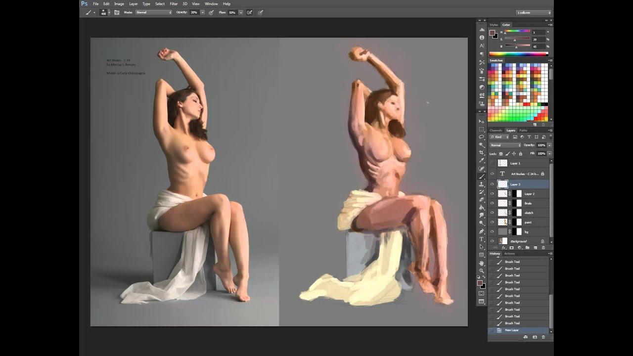 Youtube nude female sexy clip