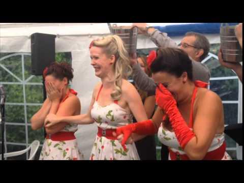 The Rockabellas ALS Ice Bucket Challenge for MND