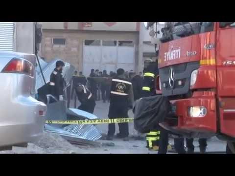 Kilis'e 2 Roket Daha Düştü