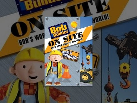 Bob the Builder: On Site - Roads & Bridges