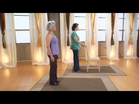 Relax Into Yoga For Beginners and Seniors: Balance Practice sample