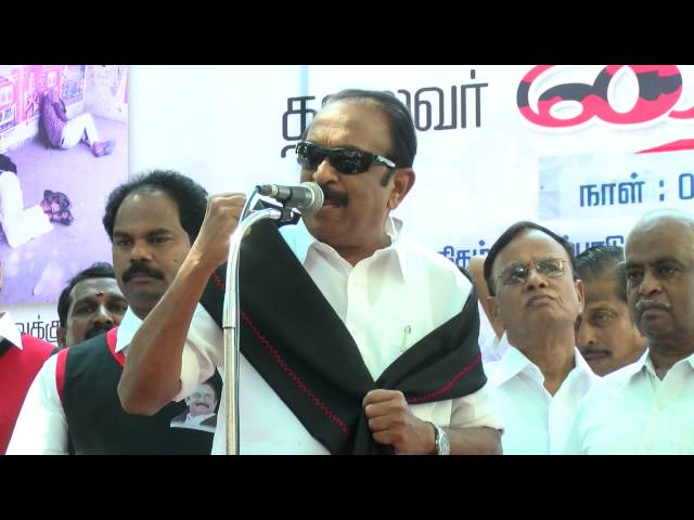 Strong Criticism of BJP Against Vaiko, Vaiko Taking it Easy - Must Watch - RedPix 24x7
