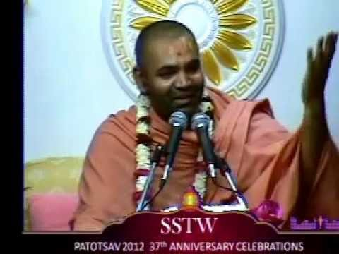 Willesden Temple 37th Patotsav 2012 - Day 3 - Evening Katha