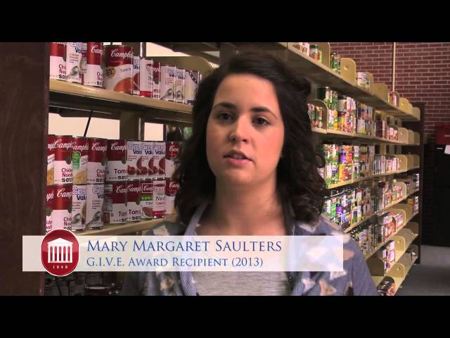 Rebel Spotlight: Mary Margaret Saulters