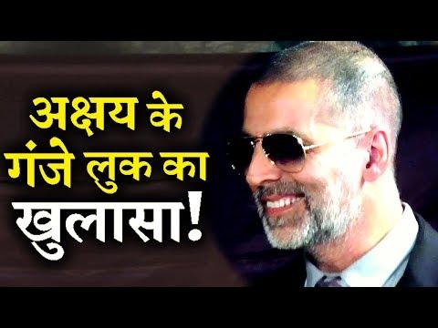 REVEALED: The Secret Behind Akshay Kumar's BALD Look! thumbnail