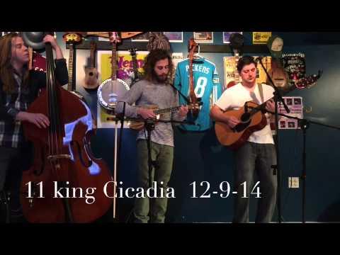 John Clark - King Of Cicadia
