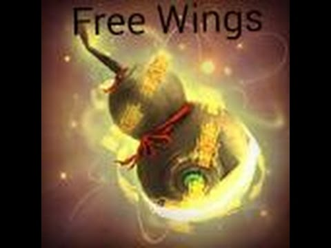 Taichi Panda - How to get Wings 4 Free