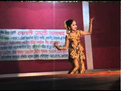 Riom's Dance Ganga Jamuna, Assamese Modern Dance video