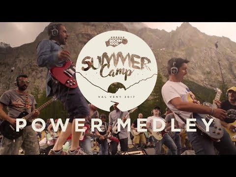 Download Rockin'1000 Summer Camp - Power Medley Mp4 baru