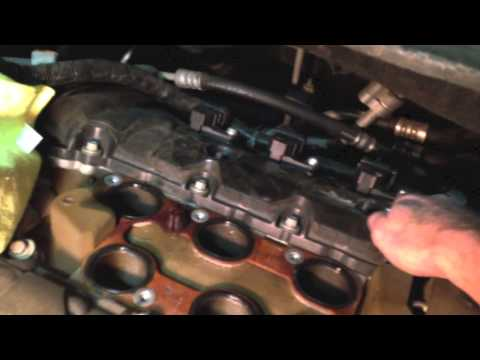 2009 GMC Acadia spark plug replacement