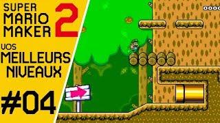 Super Mario Maker 2 - Vos meilleurs niveaux #4 - Des niveaux Zelda !