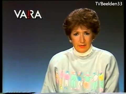 VARA - Aankondiging Elles Berger (19-11-1987)